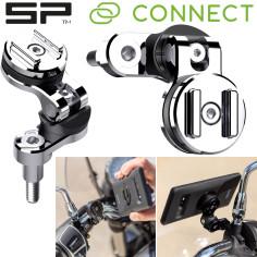 SP Connect Motorrad-Lenkerhalterung CLUTCH MOUNT PRO für Smartphone Handy