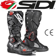 SIDI Motorradstiefel CROSSFIRE 2 Offroad Crossstiefel extrem verstellbar mit Dual-Flex-System und CE