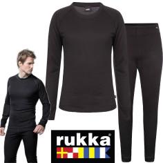 Rukka Funktionsunterwäsche-Set MARK Unterhose Unterhemd LANG schnell trocknend