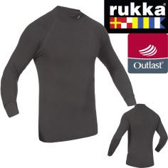 Rukka Langarm-Unterhemd OUTLAST Shirt mit optimalem Schweißtransport für Motorrad und Sport