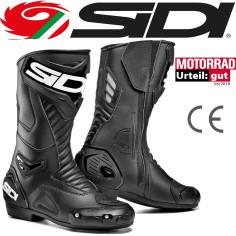 SIDI Motorradstiefel PERFORMER Sportstiefel mit Protektoren und Knöchelpolster CE