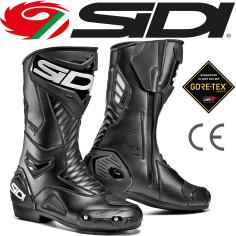 SIDI Motorradstiefel PERFORMER GORE Tex wasserdicht Sportstiefel mit Protektoren CE