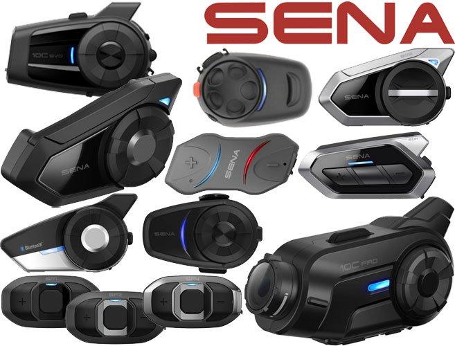 Sena Motorrad Headsets