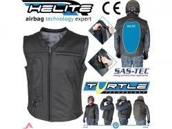 Airbagwesten und -Jacken