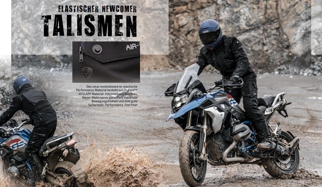 Modeka Motorradjacke Talismen