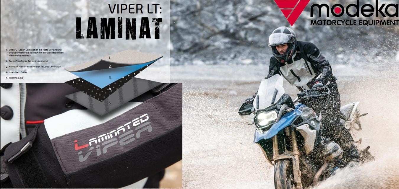 Modeka Viper LT Motorradjacke