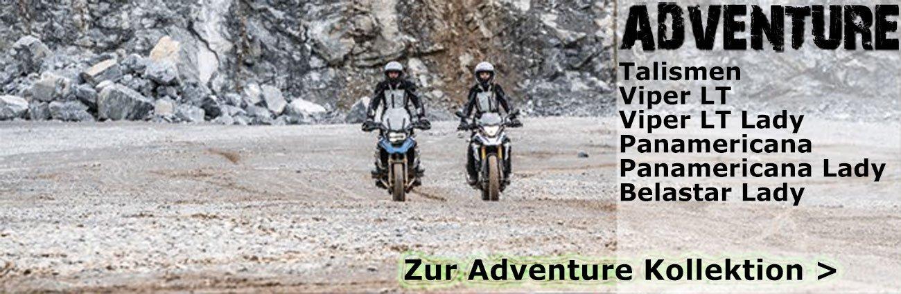 Modeka Adventure Motorradbekleidung