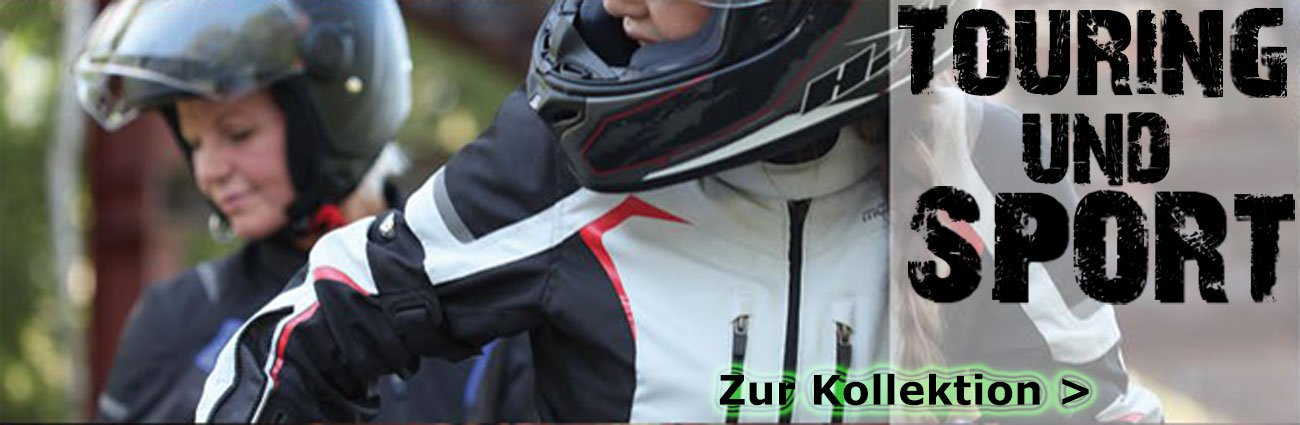 Modeka Touring & Sport Motorradbekleidung