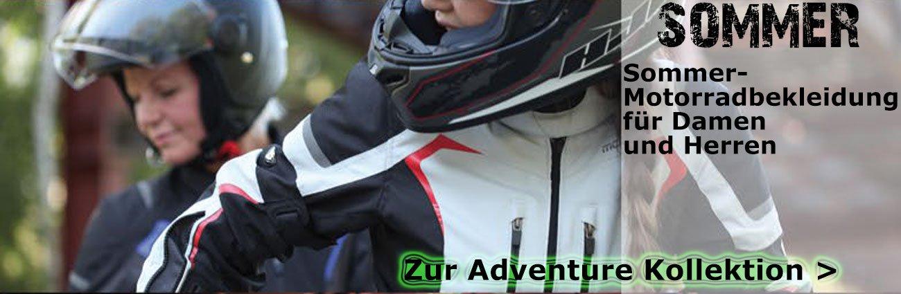 Modeka Sommer-Motorradbekleidung