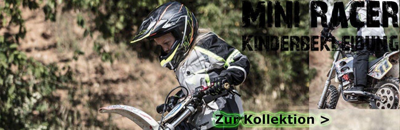 Modeka-Mini Racer Kinder-Motorradbekleidung