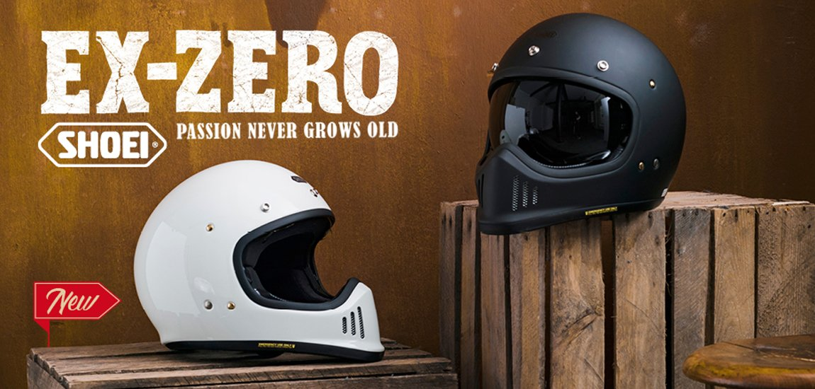 Shoei Ex-Zero