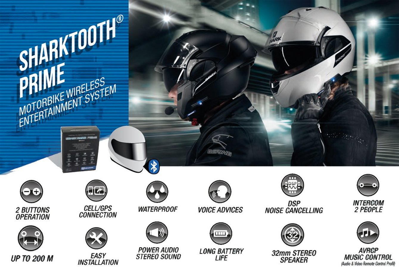 Sharktooth Prime Headset
