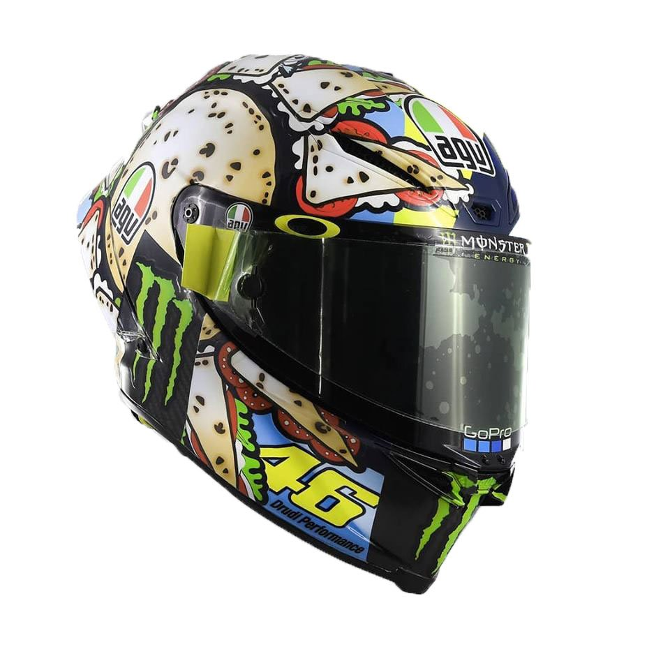 AGV Pista GP RR Menu Misano Limited Edition 2019 - 1