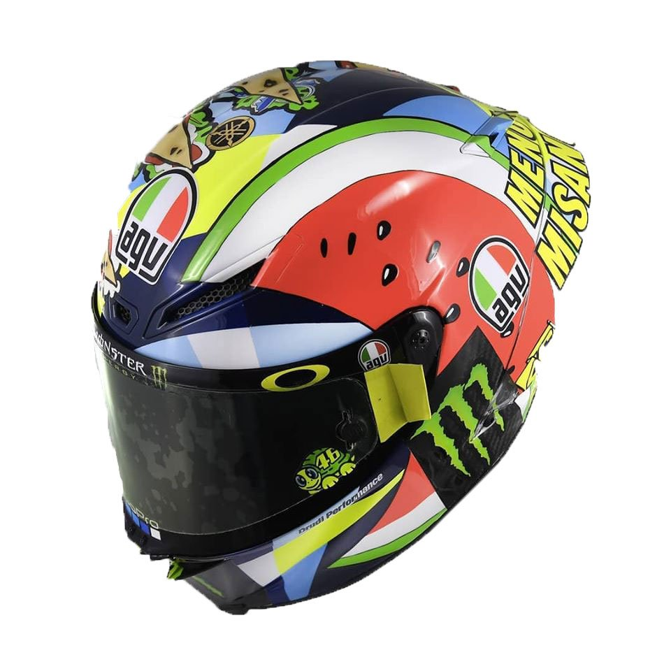 AGV Pista GP RR Menu Misano Limited Edition 2019 - 3