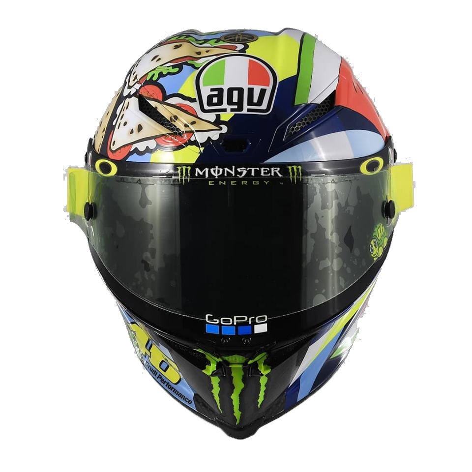 AGV Pista GP RR Menu Misano Limited Edition 2019 - 4