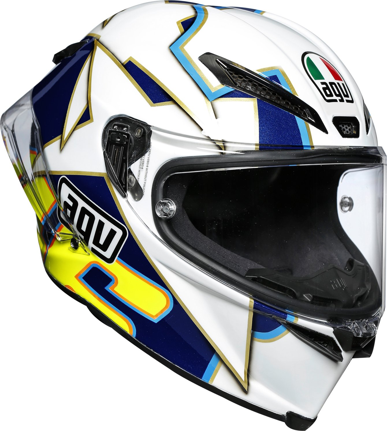 AGV Pista GP RR World Title 2003 Limited Edition 1