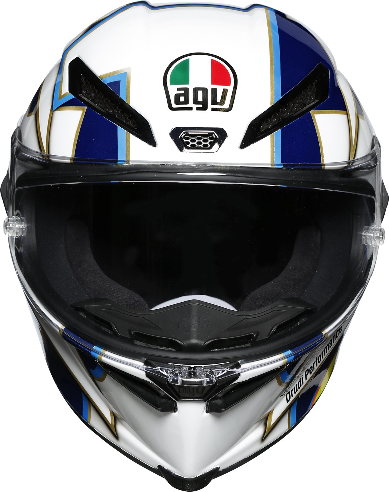 AGV Pista GP RR World Title 2003 Limited Edition 3