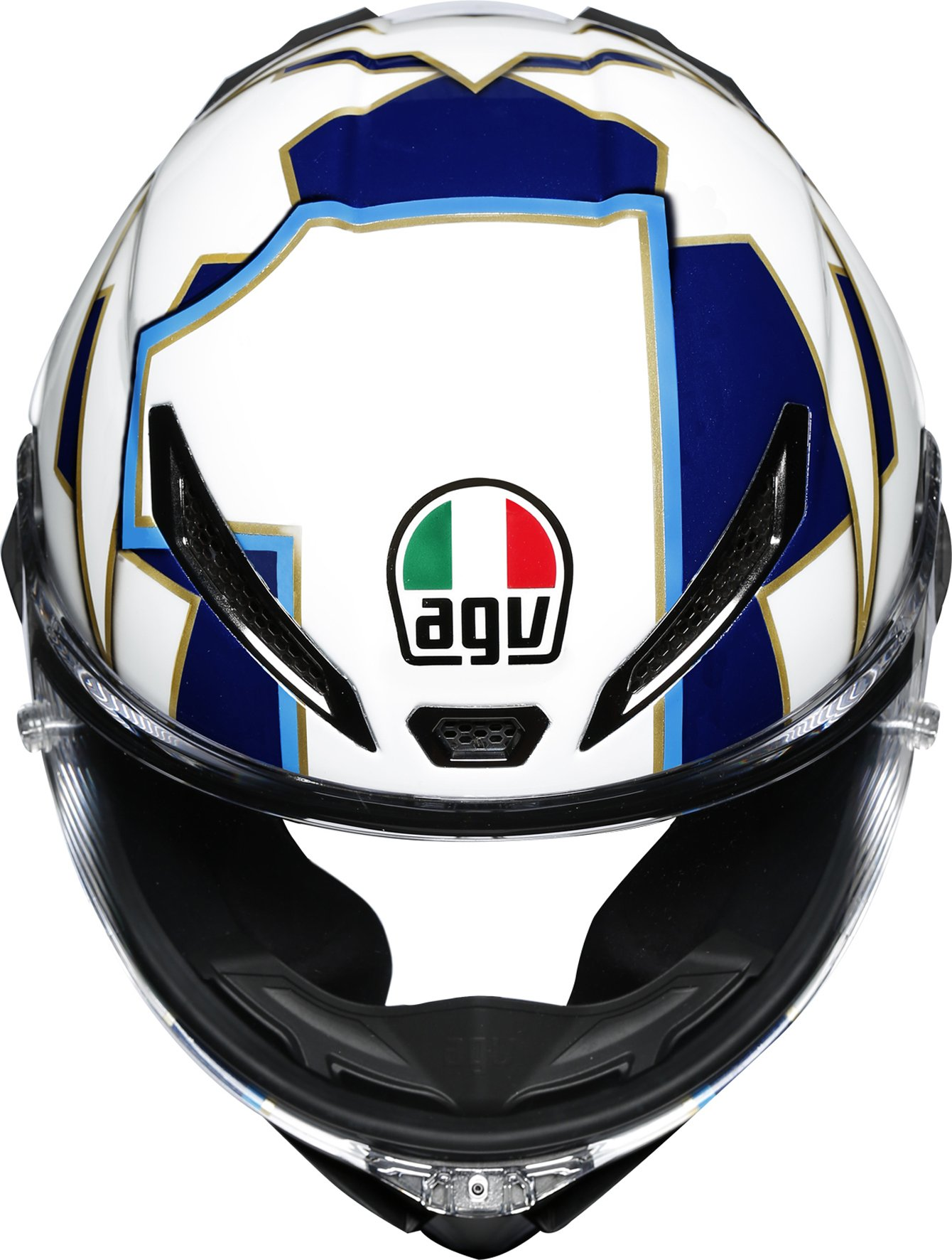 AGV Pista GP RR World Title 2003 Limited Edition 5