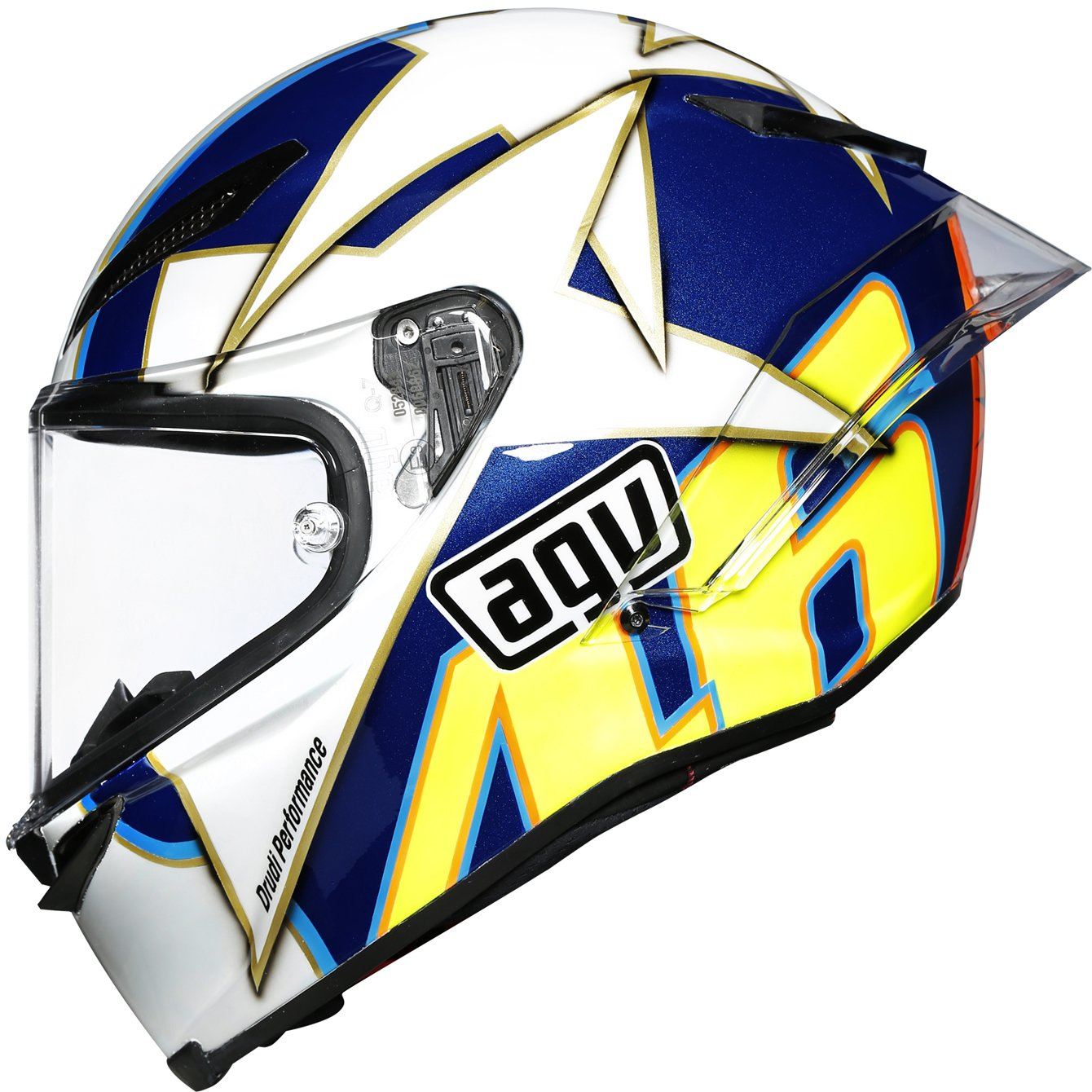 AGV Pista GP RR World Title 2003 Limited Edition 4