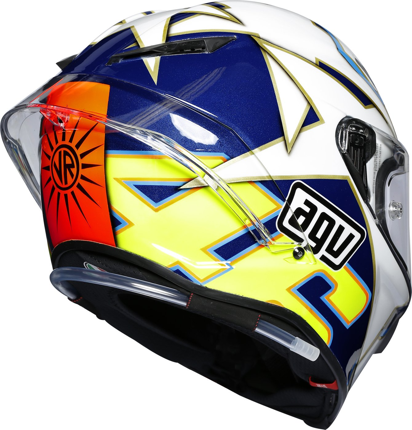 AGV Pista GP RR World Title 2003 Limited Edition 7
