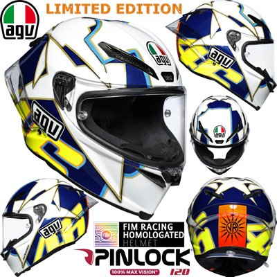 AGV Pista GP RR World Title 2003 Limited Edition