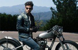 Motorradbekleidung für Männer